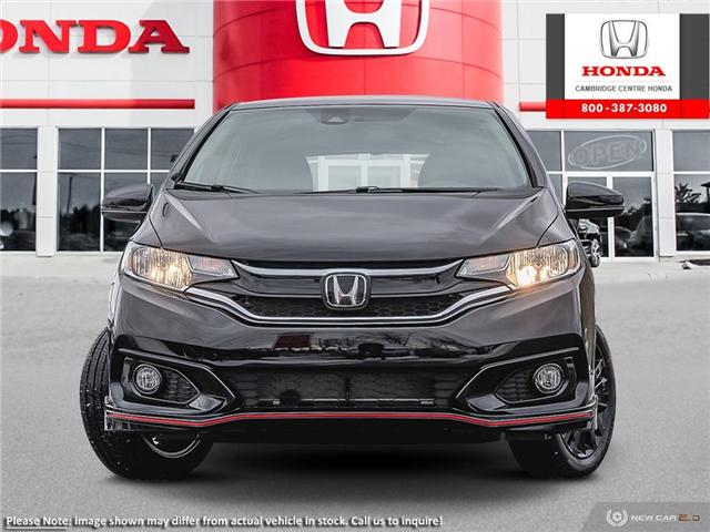 2019 Honda Fit Sport (Stk: 19781) in Cambridge - Image 2 of 24
