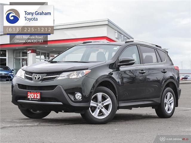 2013 Toyota RAV4 XLE (Stk: D11486A) in Ottawa - Image 1 of 30