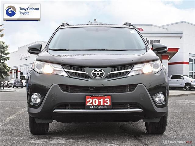 2013 Toyota RAV4 XLE (Stk: D11486A) in Ottawa - Image 2 of 30