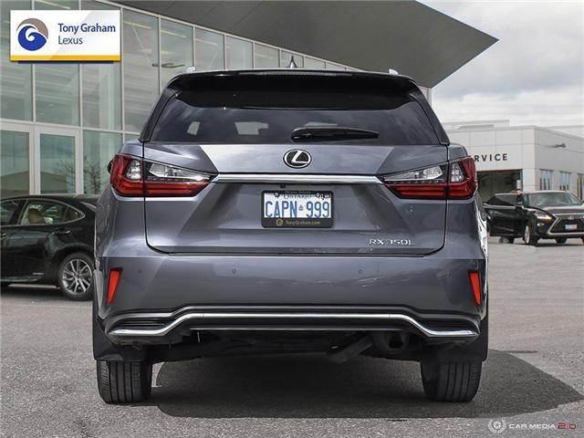2018 Lexus RX 350L Luxury (Stk: P7884) in Ottawa - Image 5 of 29