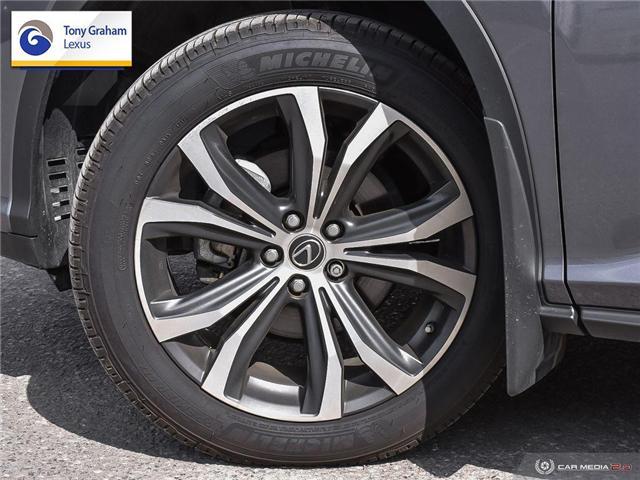 2018 Lexus RX 350L Luxury (Stk: P7884) in Ottawa - Image 6 of 29