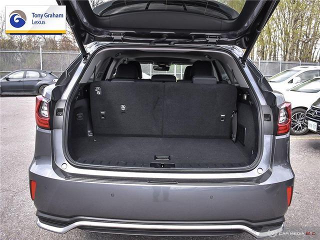 2018 Lexus RX 350L Luxury (Stk: P7884) in Ottawa - Image 11 of 29