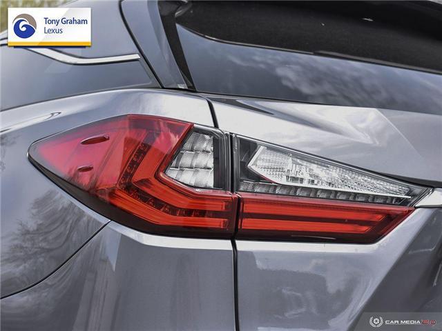 2018 Lexus RX 350L Luxury (Stk: P7884) in Ottawa - Image 12 of 29