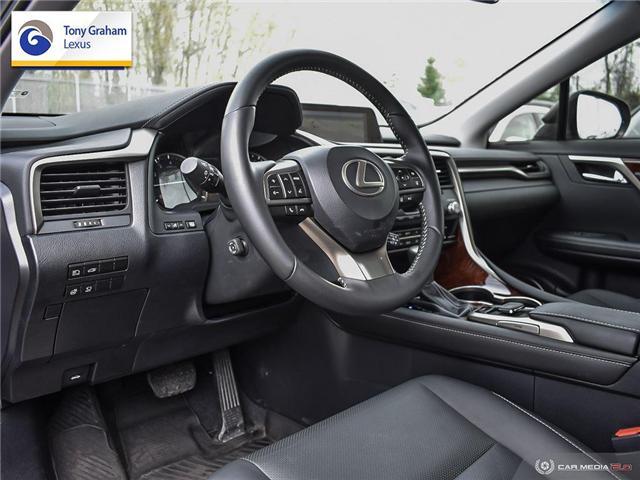 2018 Lexus RX 350L Luxury (Stk: P7884) in Ottawa - Image 13 of 29