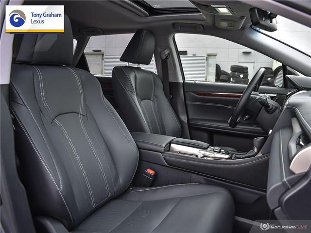 2018 Lexus RX 350L Luxury (Stk: P7884) in Ottawa - Image 24 of 29