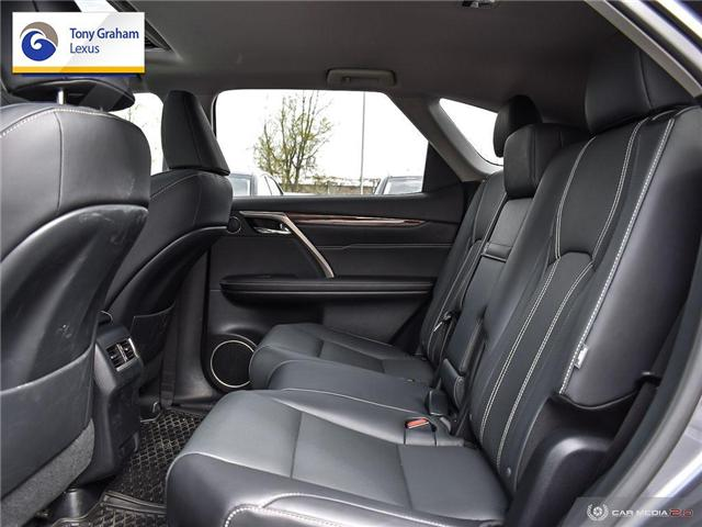 2018 Lexus RX 350L Luxury (Stk: P7884) in Ottawa - Image 25 of 29