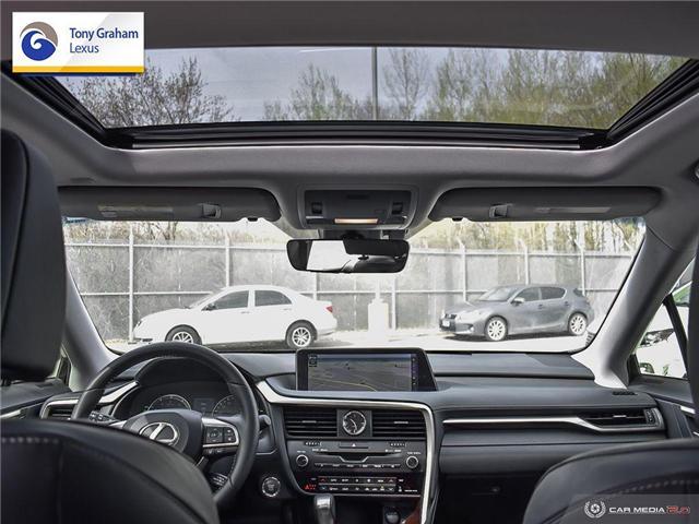2018 Lexus RX 350L Luxury (Stk: P7884) in Ottawa - Image 28 of 29