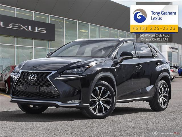 2016 Lexus NX 200t Base (Stk: Y3410) in Ottawa - Image 1 of 29