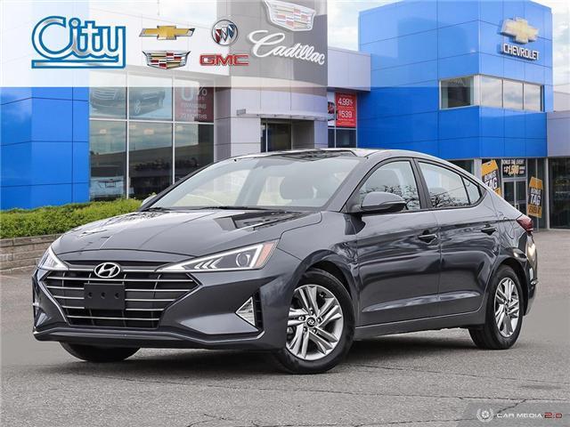 2019 Hyundai Elantra Preferred (Stk: R12238) in Toronto - Image 1 of 27