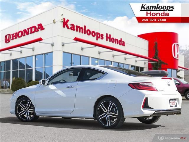 2017 Honda Accord Touring (Stk: 14485U) in Kamloops - Image 4 of 25