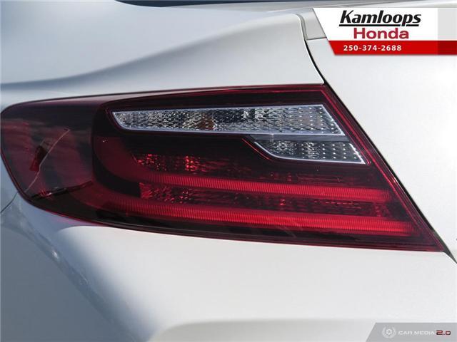 2017 Honda Accord Touring (Stk: 14485U) in Kamloops - Image 12 of 25
