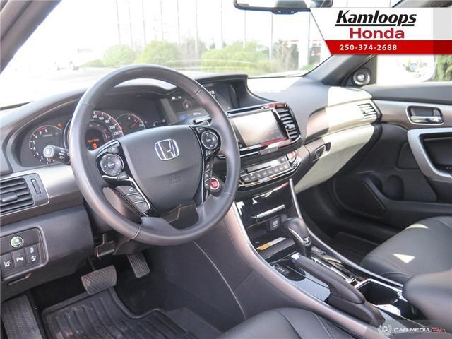 2017 Honda Accord Touring (Stk: 14485U) in Kamloops - Image 13 of 25