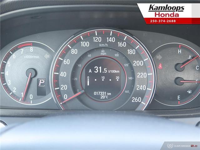 2017 Honda Accord Touring (Stk: 14485U) in Kamloops - Image 15 of 25