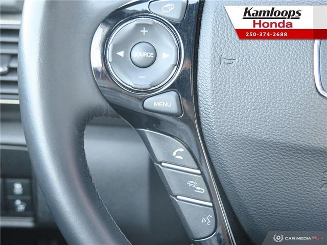 2017 Honda Accord Touring (Stk: 14485U) in Kamloops - Image 17 of 25