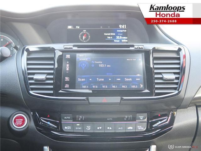2017 Honda Accord Touring (Stk: 14485U) in Kamloops - Image 18 of 25