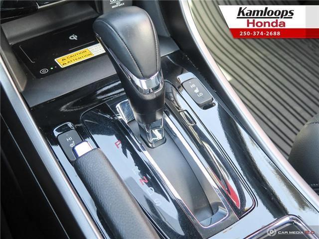 2017 Honda Accord Touring (Stk: 14485U) in Kamloops - Image 19 of 25