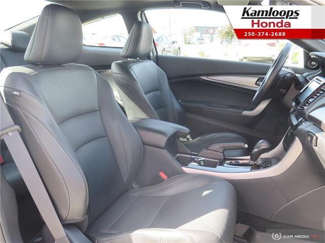 2017 Honda Accord Touring (Stk: 14485U) in Kamloops - Image 22 of 25
