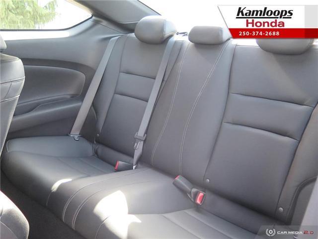 2017 Honda Accord Touring (Stk: 14485U) in Kamloops - Image 23 of 25