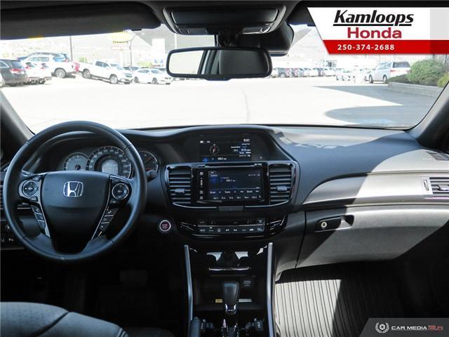 2017 Honda Accord Touring (Stk: 14485U) in Kamloops - Image 24 of 25