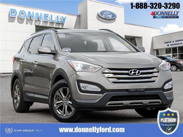 2014 Hyundai Santa Fe Sport  (Stk: PLDS701B) in Ottawa - Image 1 of 28