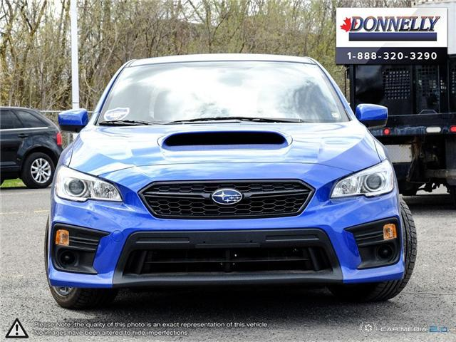 2019 Subaru WRX Base (Stk: PLDR1079A) in Ottawa - Image 2 of 28