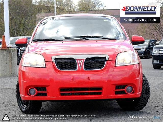 2008 Pontiac Wave SE (Stk: PBWDUR5960A) in Ottawa - Image 2 of 28