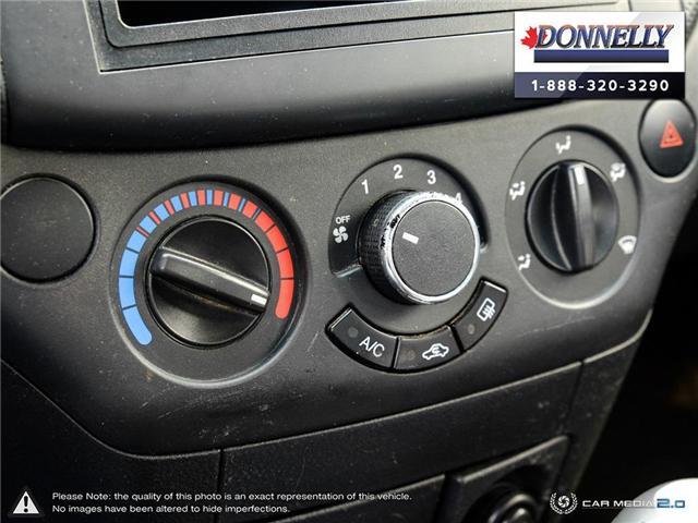 2008 Pontiac Wave SE (Stk: PBWDUR5960A) in Ottawa - Image 19 of 28