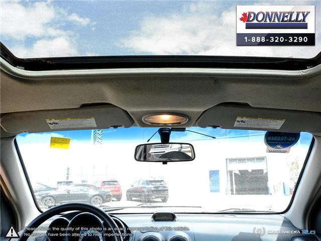 2008 Pontiac Wave SE (Stk: PBWDUR5960A) in Ottawa - Image 27 of 28