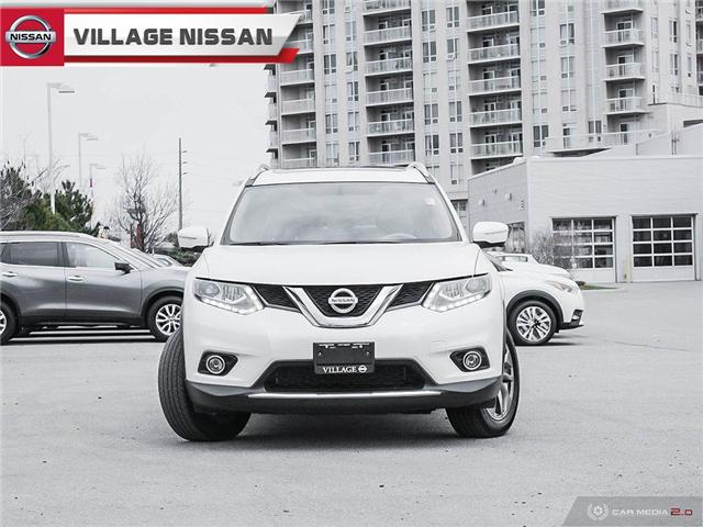 2015 Nissan Rogue SL (Stk: P2810) in Unionville - Image 2 of 27