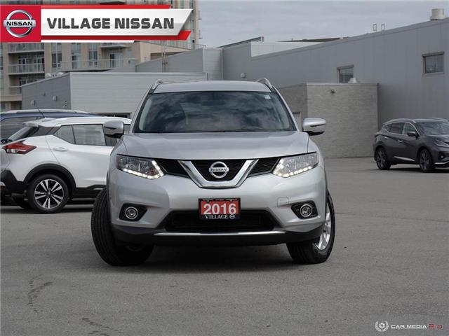 2016 Nissan Rogue SV (Stk: P2805) in Unionville - Image 2 of 27