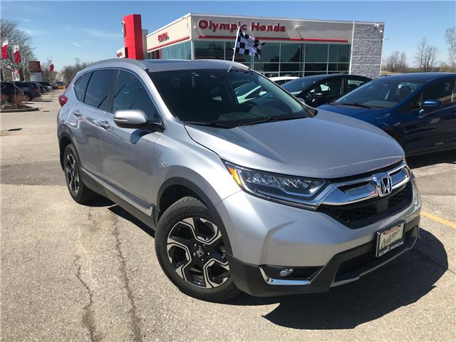 2018 Honda CR-V Touring Touring at $37890 for sale in Guelph