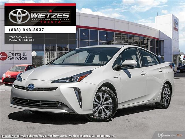 2019 Toyota Prius Technology AWD-e (Stk: 68700) in Vaughan - Image 1 of 24