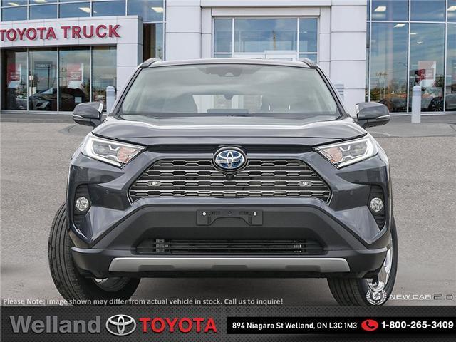 2019 Toyota RAV4 Hybrid Limited (Stk: RAH6569) in Welland - Image 2 of 24