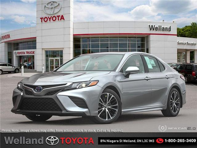 2019 Toyota Camry Hybrid SE (Stk: CAH6566) in Welland - Image 1 of 24