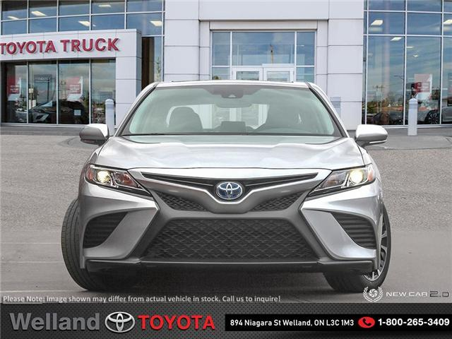 2019 Toyota Camry Hybrid SE (Stk: CAH6566) in Welland - Image 2 of 24