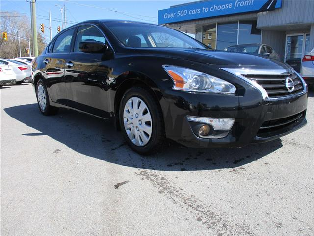 2013 Nissan Altima 2.5 S (Stk: 190122) in Kingston - Image 1 of 12