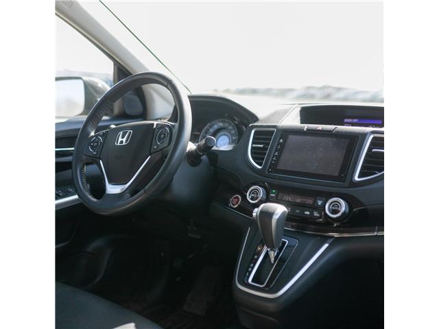 2016 Honda CR-V Touring (Stk: U5148A) in Woodstock - Image 5 of 11