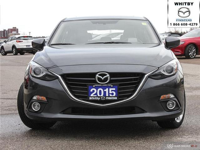 2015 Mazda Mazda3 GT (Stk: P17405) in Whitby - Image 2 of 27