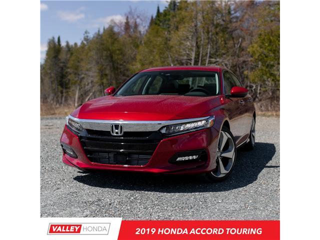 2019 Honda Accord Touring 2.0T (Stk: N05233) in Woodstock - Image 1 of 13