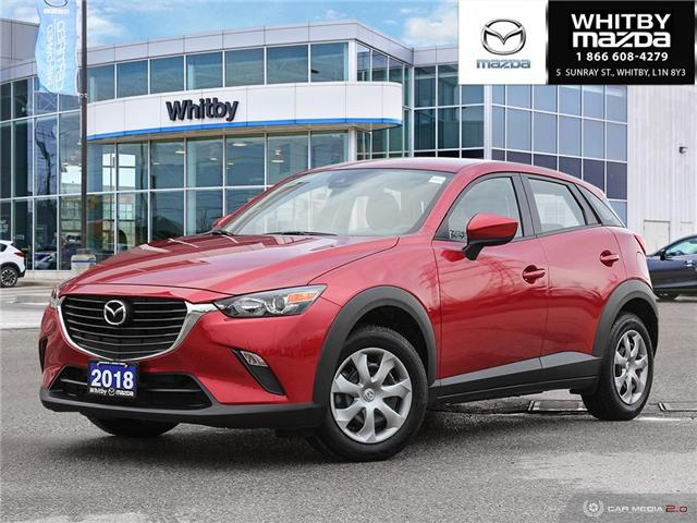 2018 Mazda CX-3 GX (Stk: 180049) in Whitby - Image 1 of 27