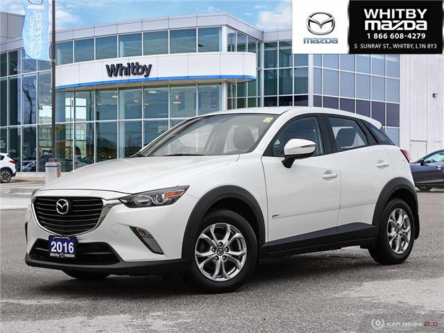 2016 Mazda CX-3 GS (Stk: P17429) in Whitby - Image 1 of 27