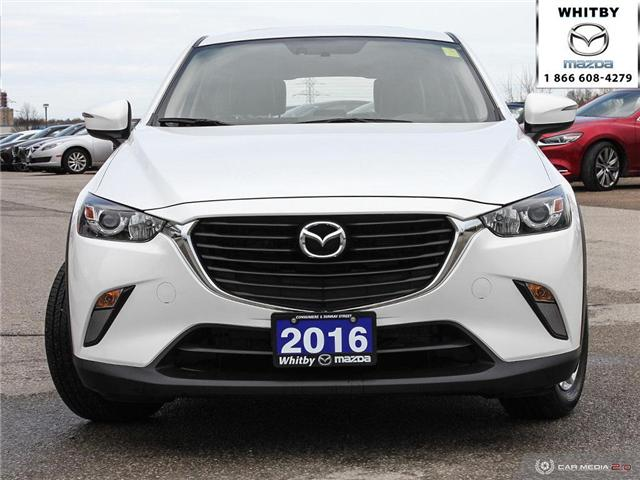 2016 Mazda CX-3 GS (Stk: P17429) in Whitby - Image 2 of 27