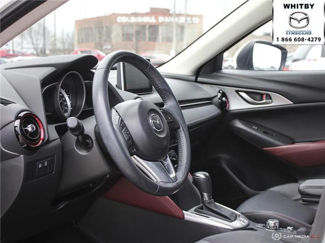 2016 Mazda CX-3 GS (Stk: P17429) in Whitby - Image 13 of 27