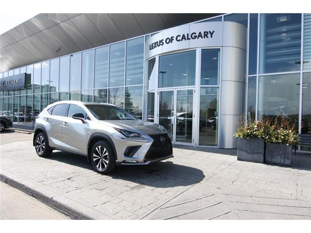 2019 Lexus NX 300 Base (Stk: 190290) in Calgary - Image 1 of 15