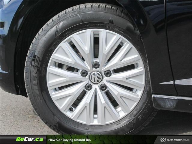 2019 Volkswagen Jetta 1.4 TSI Comfortline (Stk: 190488a) in Saint John - Image 6 of 24