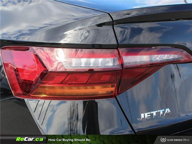 2019 Volkswagen Jetta 1.4 TSI Comfortline (Stk: 190488a) in Saint John - Image 11 of 24