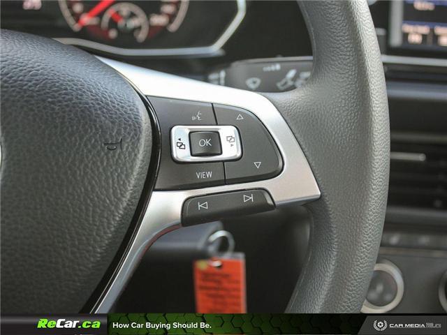 2019 Volkswagen Jetta 1.4 TSI Comfortline (Stk: 190488a) in Saint John - Image 17 of 24