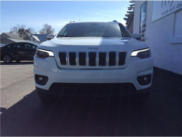 2019 Jeep Cherokee North (Stk: 190576) in Kingston - Image 7 of 20