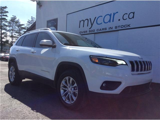 2019 Jeep Cherokee North (Stk: 190576) in Kingston - Image 1 of 20