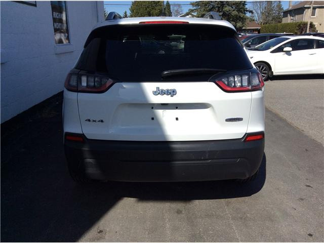 2019 Jeep Cherokee North (Stk: 190576) in Kingston - Image 4 of 20